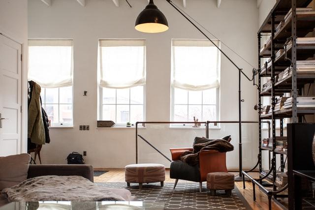 décoration meubles industriels