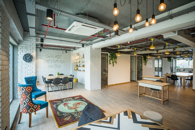 meubles décoration industrielle